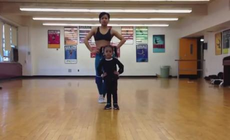 Two-Year-Old Dances to Beyonce, Really Needs Play Date With Blue Ivy