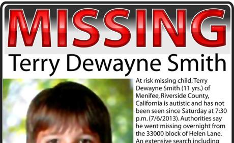 Terry Smith Case: Skylor Atilano Arrested in Boy's Disappearance