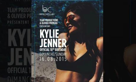 Kylie Jenner 18th Birthday Party