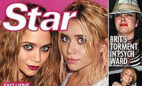 Breaking Celebrity News: Olsen Twins are Weird!