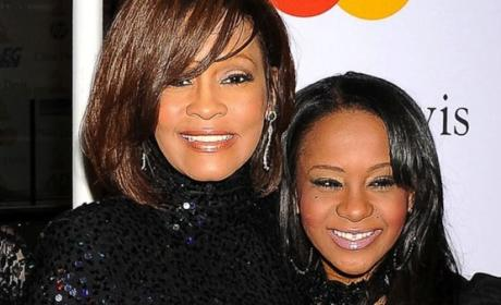 Bobbi Kristina to Be Buried Alongside Whitney Houston