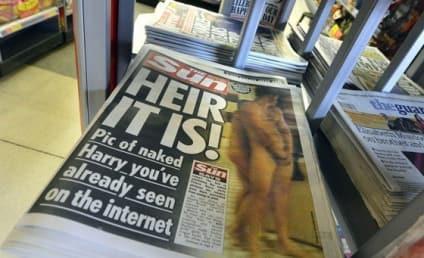 Rupert Murdoch on Prince Harry: Give Him a Break!