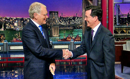 Stephen Colbert as Late Show Host: Celebrities React!
