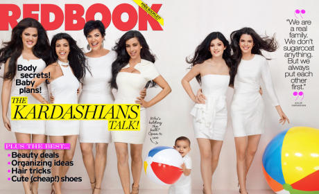 The Kardashians on Fame: We Keep It Real!