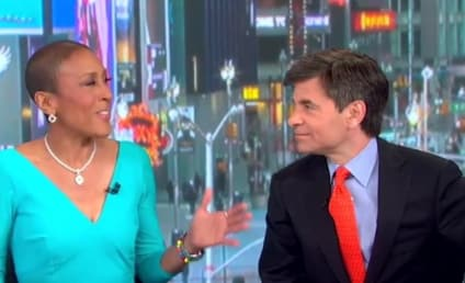 Robin Roberts Comes Out as Gay, Thanks Girlfriend in Facebook Post