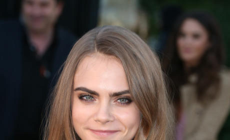 Cara Delevingne on Sexuality: I Live in the Moment!