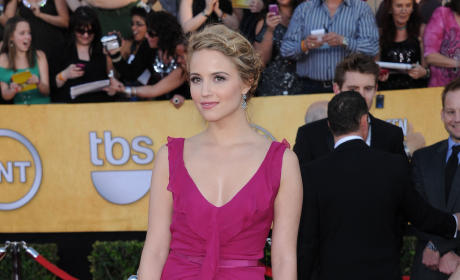 Dianna Agron Red Carpet Pic