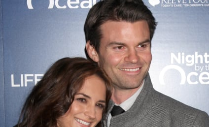 Daniel Gillies and Rachel Leigh Cook Welcome Baby Girl!