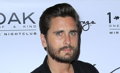 Scott Disick Hangs Out With Chris Brown, World Braces For Apocalypse