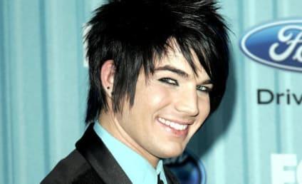 "Adam Lambert: Hard at Work on ""Eclectic"" Album"