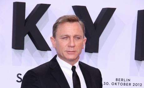 Daniel Craig in Germany