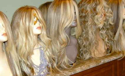 Kim Zolciak Wigs Out, Reveals Real Hair on Don't Be Tardy For the Wedding