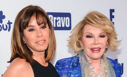 Melissa Rivers Reacts to Joan Rivers Oscars Snub: What Did She Say?