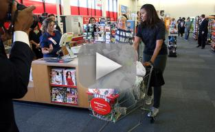 Ellen DeGeneres Takes Michelle Obama Shopping, Hilarity Ensues