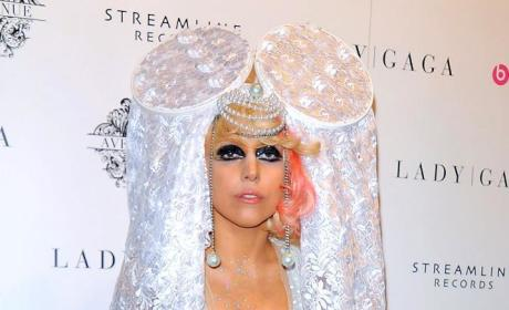 Lady Gaga: VMAs After Party