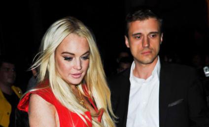 Is Lindsay Lohan Cutting Herself?!
