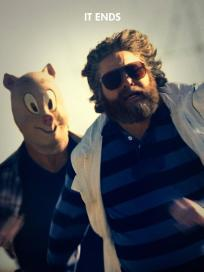 The Hangover Part III Zach Galifianakis Poster