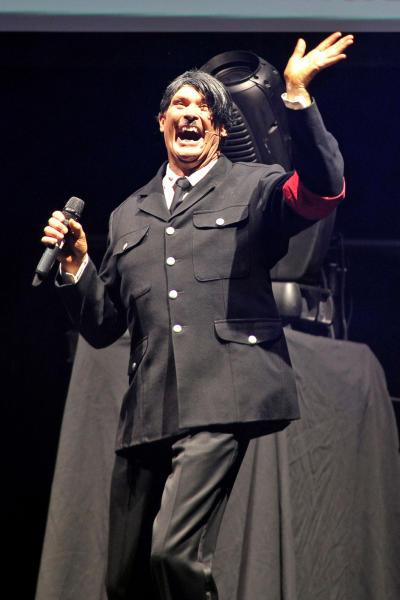David Hasselhoff as Hitler