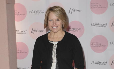 Katie Couric, Meredith Vieira Square Off