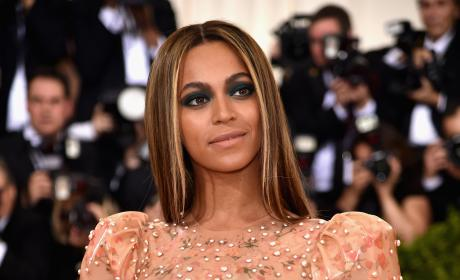 Beyonce In Givenchy: 2016 Met Ball