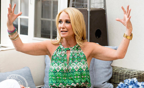 Kim Richards: Out of Rehab, Back on The Real Housewives of Beverly Hills?!