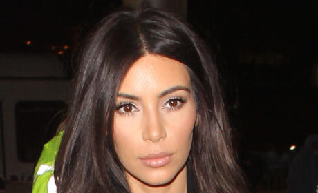 Kim Kardashian: A Total Diva on Set of Vogue Photoshoot?
