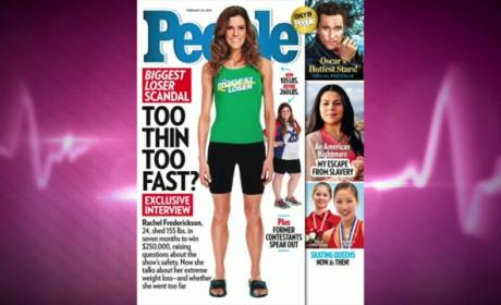 Rachel Frederickson: I'm Healthy!
