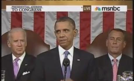 Obama Jobs Speech Happens; Did Anyone Watch?