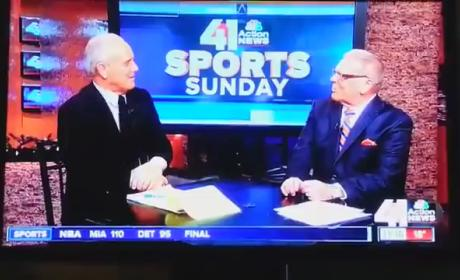 "Reporter Slams Kansas Basketball Team as ""Gayhawks,"" Keeps Job"