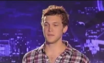 Phillip Phillips: Very Early American Idol Favorite!
