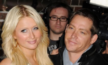 "Paris Hilton ""Sure"" Cy Waits Will Propose"