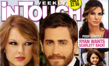 Spotted at Dinner: Taylor Swift and Jake Gyllenhaal