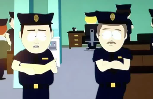 Penn St on South Park