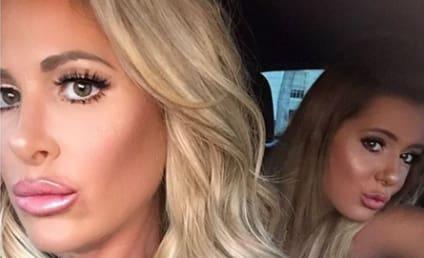 Kim Zolciak: Throwing Botox Parties for Daughter Brielle???