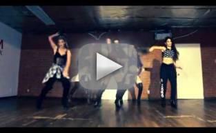 """Vanessa Hudgens Dances to """"Yonce"""""""