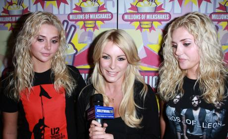 Crystal Harris, The Shannon Twins