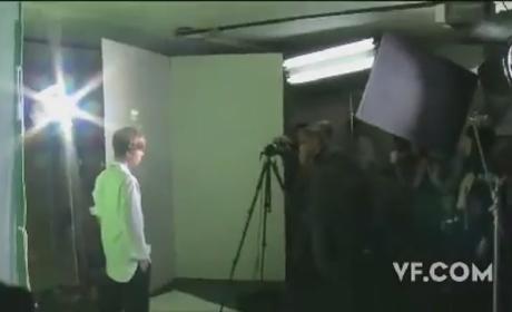 Justin Bieber to Vanity Fair: I'm Nuts!
