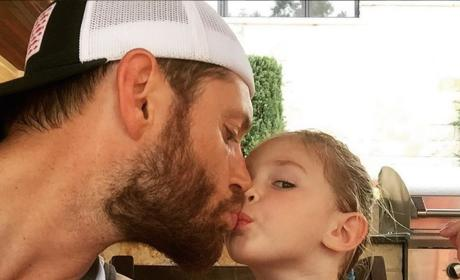 Jensen Ackles, Daughter