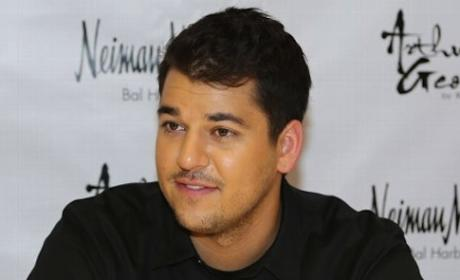Rob Kardashian to Pen Tell-All?