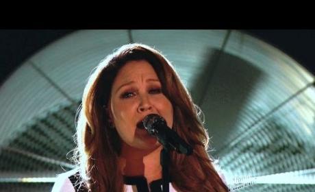 DaNica Shirey - Creep (The Voice Top 12)