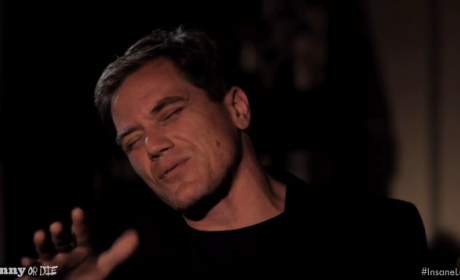 Michael Shannon Reads Sorority Girl Email