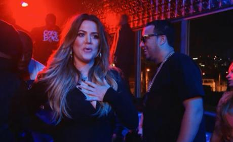 Khloe Kardashian and French Montana: Back Together AGAIN?!
