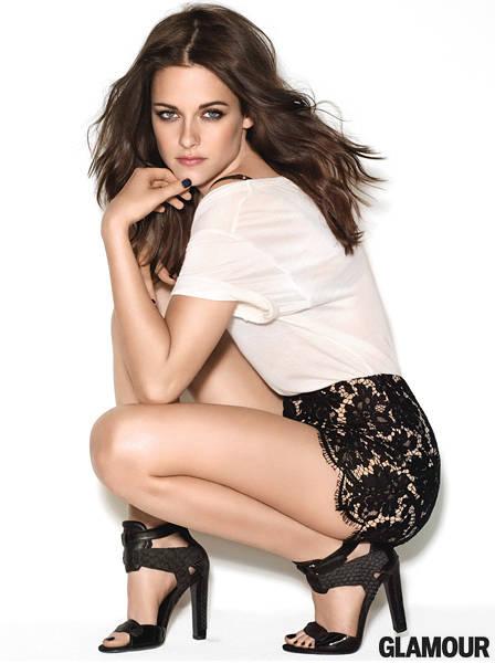 Kristen Stewart in Glamour