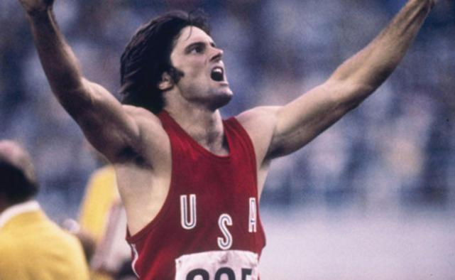 Bruce Jenner Olympics Photo