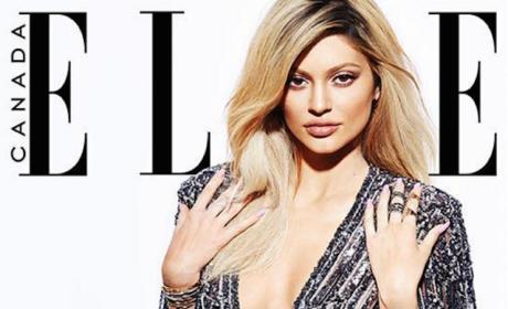 Kylie Jenner for ELLE Canada