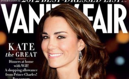 Kate Middleton Tops Vanity Fair Best Dressed List!