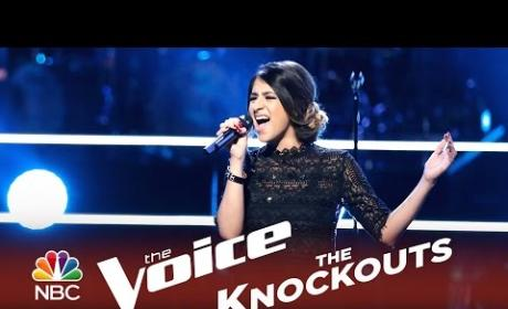 Mia Pfirrman - Human (The Voice Knockouts)