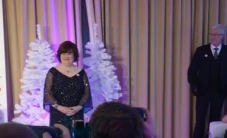 Susan Boyle Reveals Asperger's Syndrome Diagnosis