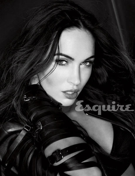 Megan Fox Esquire Photo