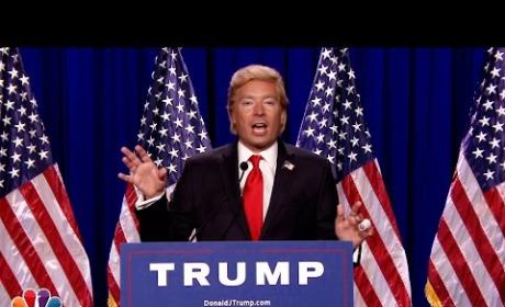 Jimmy Fallon Parodies Donald Trump